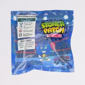 stoner patch dummies blueberry edibles
