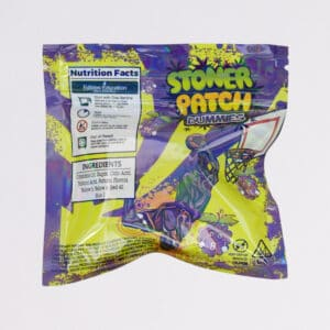 stoner patch dummies grapes edibles